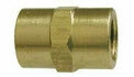 Brass Pipe Fittings for Hoses - Union Coupling