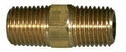 Brass Pipe Fittings for Hoses - Hex Nipple