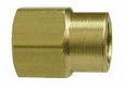 Brass Pipe Fittings for Hoses - Reducing Coupling