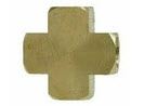 Brass Pipe Fittings for Hoses - Union Cross