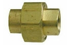 Brass Pipe Fittings for Hoses - Union