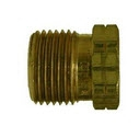 POL Bottled Gas Brass Hose Fittings - POL Standard Nut
