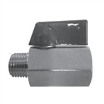 Stainless Mini Valve- Male X Female