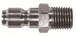 ST Series High Flow Hose Quick Disconnects - Male ST Plug
