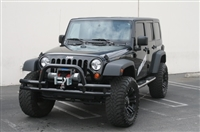 Aries Automotive Jeep Tube Bumpers