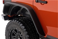 Bushwacker Flat Style Fender Flares For Jeeps