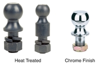 B&W Specialty and Heat Treated Hitch Balls