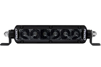 Rigid Industries SR-Series Midnight Edition Flush Mount LED Light