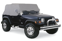 Smittybilt Jeep Cab Cover