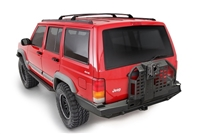Smittybilt XJ XRC Rear Bumper with Tire Carrier