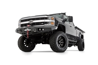 Warn Industries Ascent Bumpers