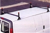Weather Guard Van Ladder Rack Systems