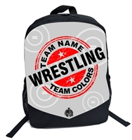 Custom Team Back Pack