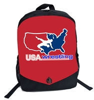 USA Wrestling red
