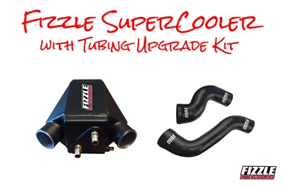 Fizzle SuperCooler with Intercooler Tubing Upgrade Kit