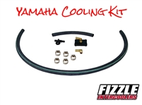 Fizzle Yamaha Cooling Upgrade Kit