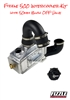 Fizzle 500 Yamaha Intercooler Kit with BOV