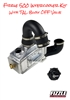 Fizzle 500 Yamaha Intercooler Kit with genuine TiAL BOV