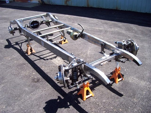 1933 Chevy Master Chassis