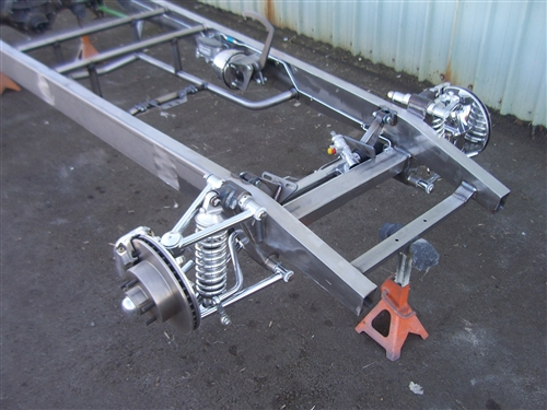 1941 1946 Chevy 1 2 Ton Truck Chassis