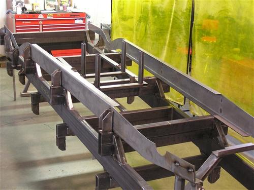 1931 33 Chevy Car Amp Truck Frame Rails