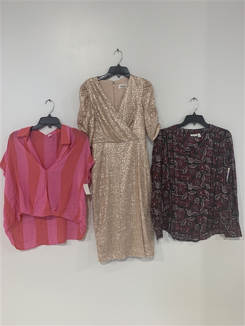 Liquidation Women's Apparel from Nordstrom Last Chance Stores
