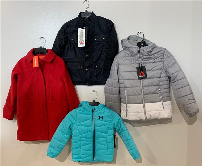 Liquidation Children's Coats from Nordstrom