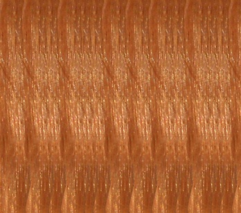 Hair Extension Sample Number 17 Auburn