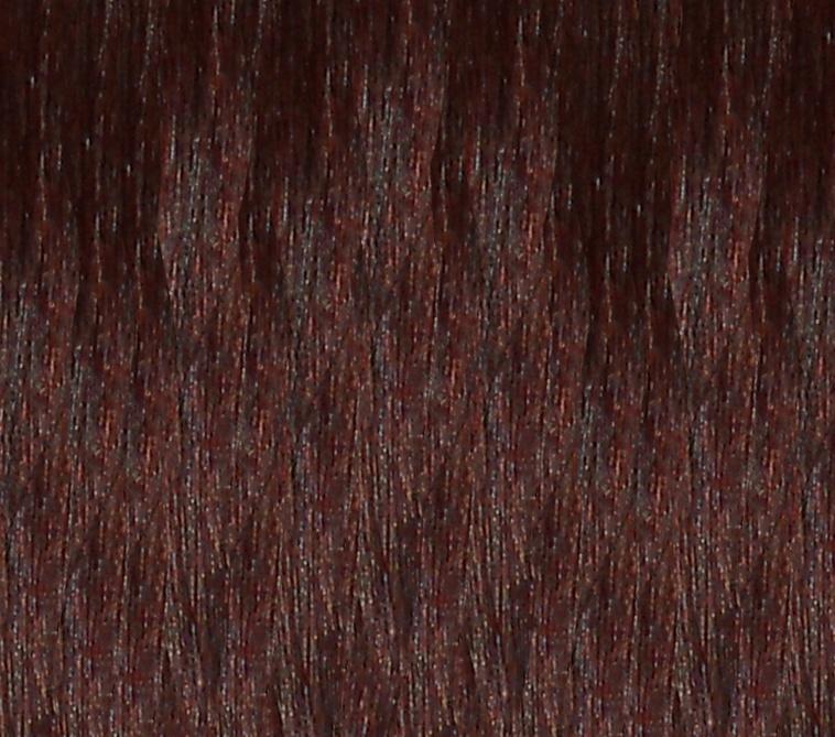 Hair Extension Sample Number 33 Dark Auburn