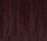 Hair Extension Sample Number 99 Red