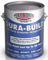 Mad Dog Dura-Build: Surface Smoothing Primer