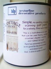 Cottage Clay Based Paint
