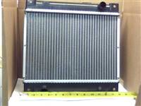 Bad Boy Mower Part - 015-0119-00 - 26 Kaw Radiator