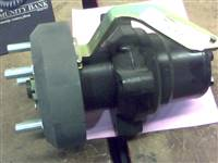Bad Boy Mower Part - 015-5006-98 - Motor and Brake Combo-18E-Right
