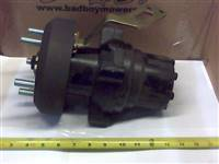 Bad Boy Mower Part - 015-5007-98 - Motor and Brake Combo-18E-Left