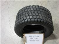 Bad Boy Mower Part - 022-5453-00 - 24 x 12 x 12 Premium Tire