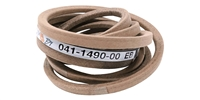 Bad Boy Mower Part - 041-1490-00 - B-149 Belt - 52 Pup/Lightning