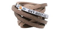 Bad Boy Mower Part - 041-6027-00 - B128 Belt-MZ