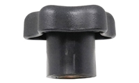 Bad Boy Mower Part - 045-6043-00 - 5/16 Black Plastic Knob Spindle Cover
