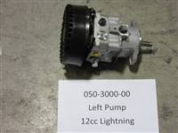 Bad Boy Mower Part Left Pump 12cc - Lightning