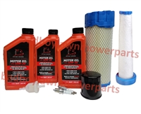 Bad Boy Mower Part - 063-2000-05 - FX Kawasaki Engine Service Kit (2010-2011) Old Tapered Style Air Filter
