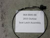 Bad Boy Mower Part 2015 Outlaw Seat Latch Assy