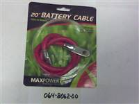 Bad Boy Mower Part 20'' RED CABLE