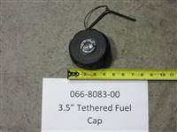 "Bad Boy Mower Part - 066-8083-00 - 3.5"" Tethered Fuel Cap"