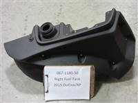 Bad Boy Mower Part - 067-1180-50 - Rght Fuel Tank 2015 Outlaw/XP