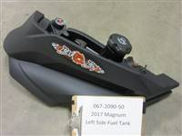 Bad Boy Mower Part - 067-2090-50 - 2017 Magnum Left Side Fuel Tank