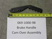 Bad Boy Mower Part - 069-1000-98 - Brake Handle Cam Over