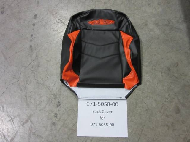 Surprising 071 5058 00 Bad Boy Mowers Back Seat Cover Base Outlaw Beatyapartments Chair Design Images Beatyapartmentscom