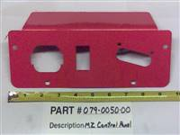 Bad Boy Mower Part - 079-0050-00 - MZ Control Panel