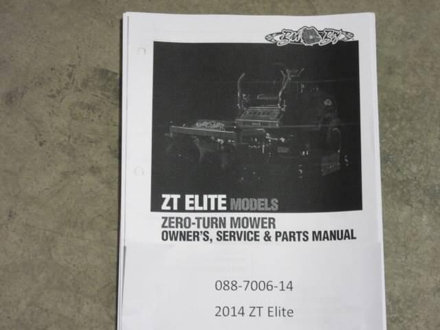 bad boy mower part 2014 zt elite owner s manual rh badboylawnmowerparts com bad boy watch manual